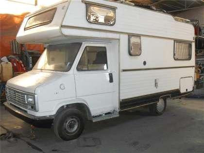 Peugeot Camper 1400 1300 Weiß