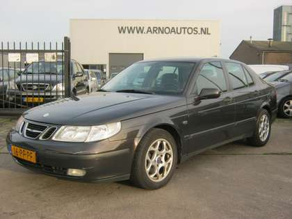 Saab 9-5 2.2 TiD Linear Business Pack, AIRCO(CLIMA), CRUISE