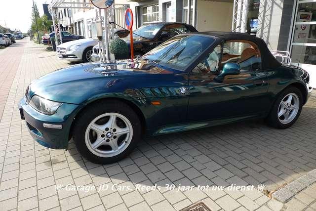 bmw z3 3-jaar-ans-garantie-auto-te-koop-bel-even verde
