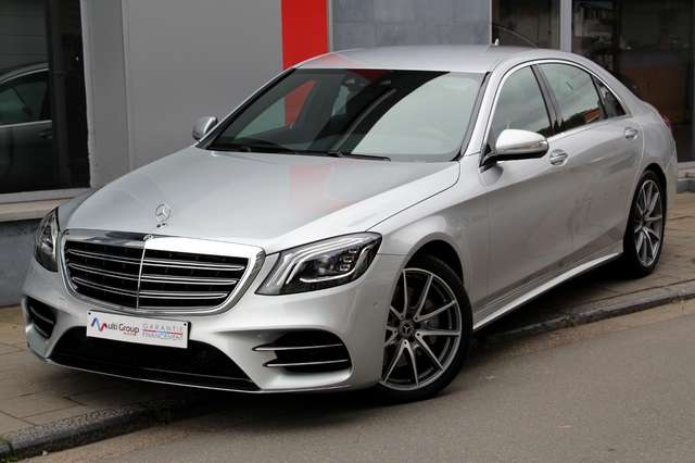 mercedes-benz s-350 d-long-4-matic-amg-garantie-1-an-full gris