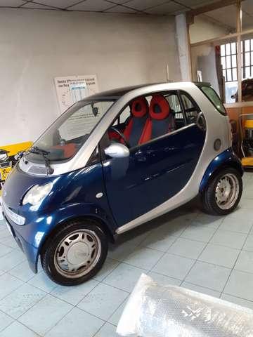 smart fortwo 700-coupe-passion-45-kw blu-azzurro