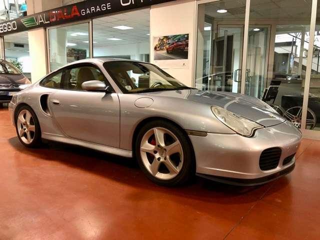 porsche 996 turbo-service-book-porsche-347-3339699 argent