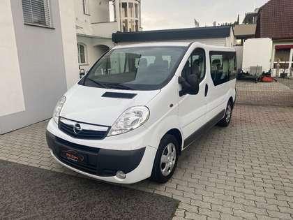 Opel Vivaro Combi L1H1 2,0 CDTI 2,9t 9 SITZER KLIMA ERSTBESITZ