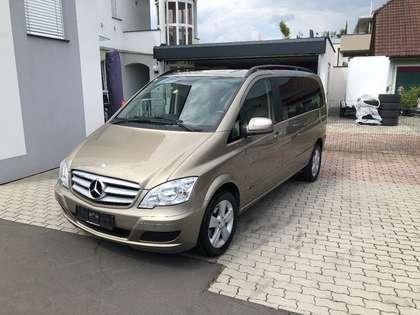 Mercedes-Benz Viano Trend kompakt 2,2 CDI BlueEfficiency DPF Aut.