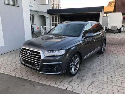 """Audi Q7 3,0 TDI quattro Tiptronic SLINE, LUFT, LED, 21""""..."""