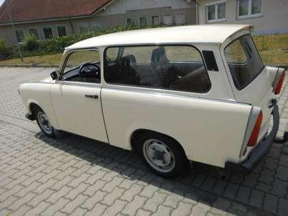 Trabant P601 Kombi Neuaufbau Beige