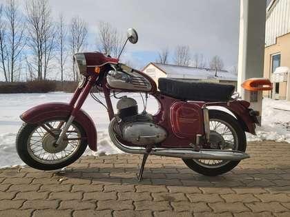 Jawa 350 Rot