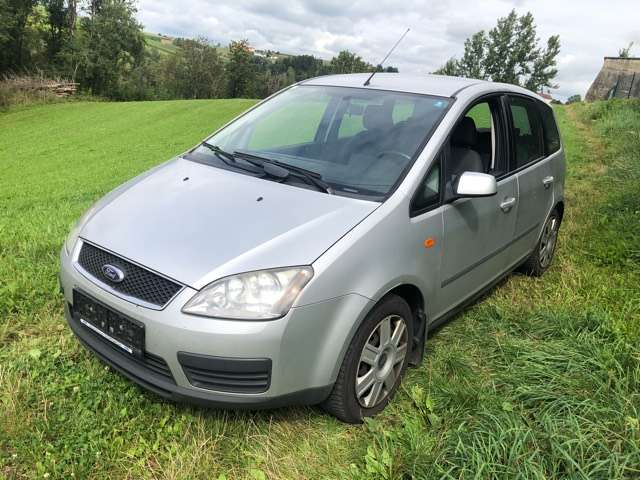 ford focus-c-max trend-1-6-tdci silber