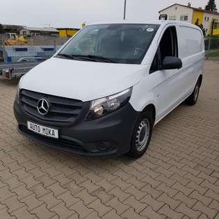 Mercedes-Benz Vito BlueTEC d lang