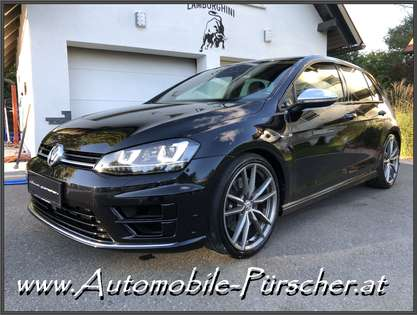 Volkswagen Golf Golf R - DSG-4 Motion-Top Ausstattung-Downpipe!