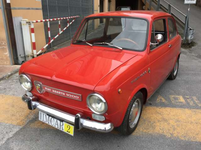 abarth others 850-s-1000-ot rosso