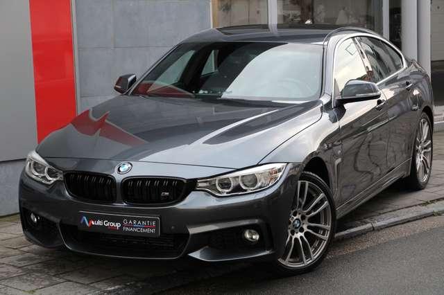 bmw 420 dxa-xdrive-4x4-garantie-1an-grand-coupe-full-opt gris