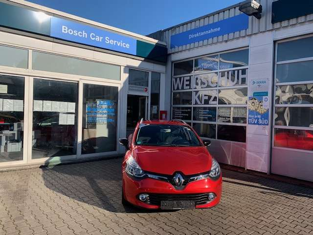 renault clio grandtour-1-2-16v-75-limited-1-hand rot