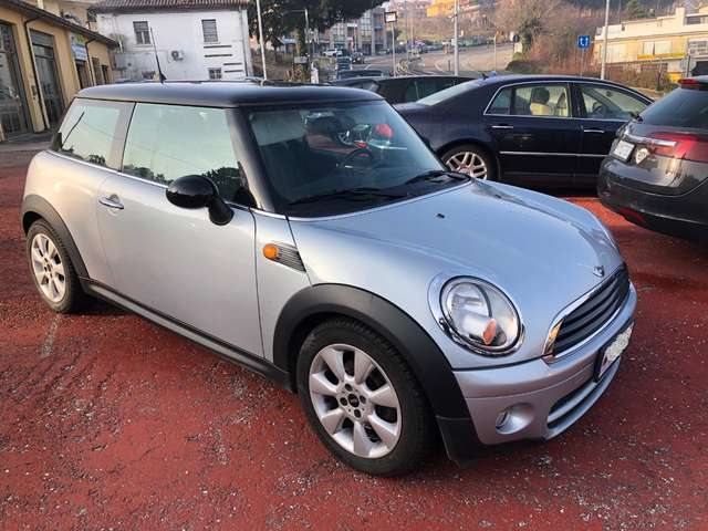 mini cooper-d mini-1-6-16v-pepper argento