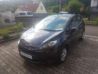 Ford Fiesta RadioCD-eFH-eASP-Alus-Winterräder-Checkh Violett