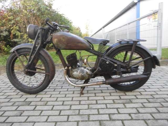 dkw ks-200 schwarz