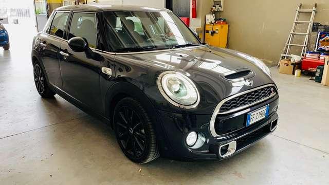 mini cooper-sd mini-2-0-5-porte-170cv-gommata-nuova-ottime-cond grigio