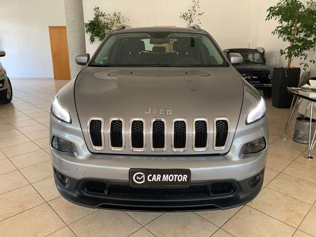 jeep cherokee 2-0-mjt-ii-140cv-longitude-4wd-navi-led-port-elet grigio