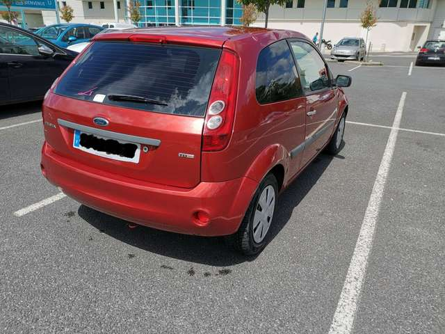 Ford Fiesta Monts