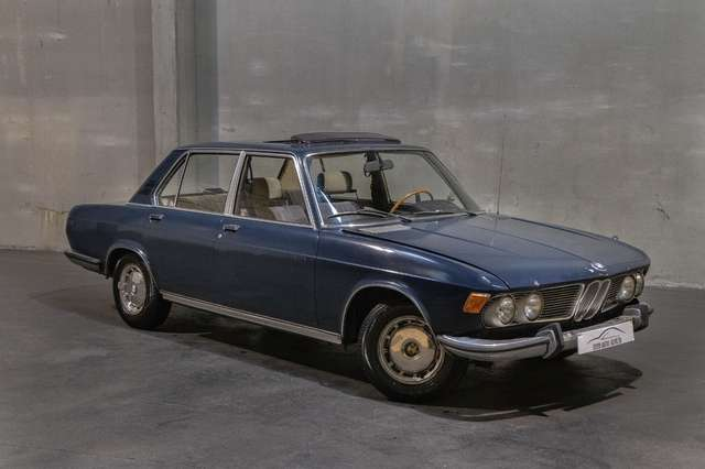 bmw others 2800-a-1970-project blauw