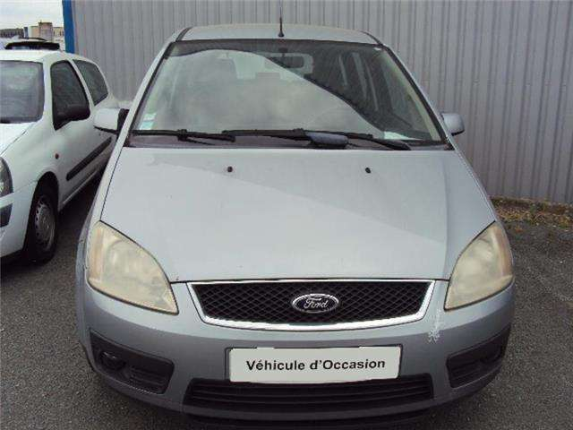 ford c-max 1-6-tdci-110ch-trend gris