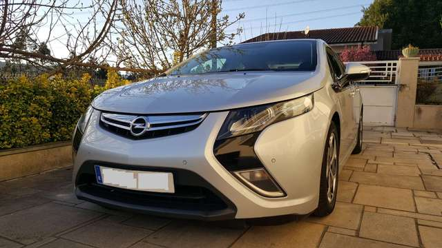 opel ampera excellence gris