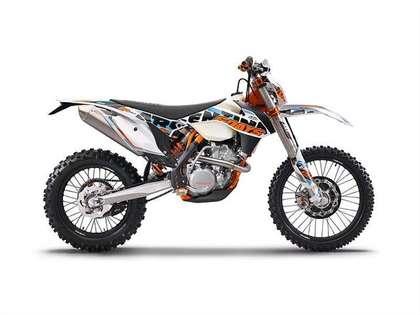 KTM 350 EXC -F SIX DAYS