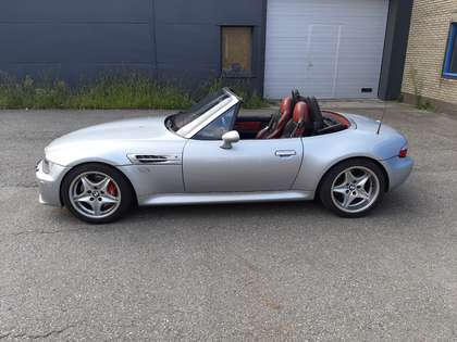 BMW Z3 M roadster silver (1998) 6 cyl. 321 hp full options!