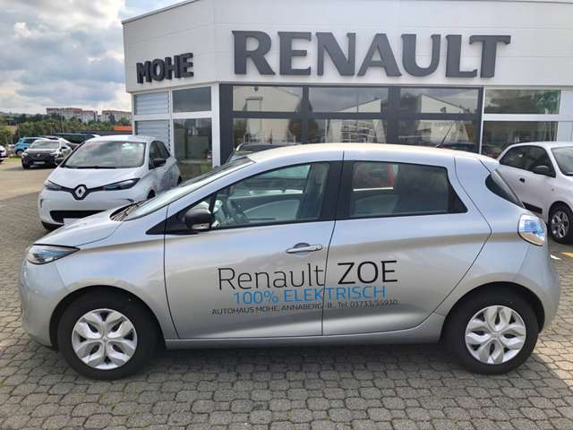 renault zoe ze-40-life-ohne-batterie-43kwh-hohe-reichweite silber