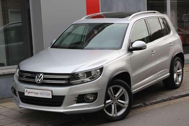 volkswagen tiguan 2-0-tdi-r-line-garantie-1an-full-parking-aut gris