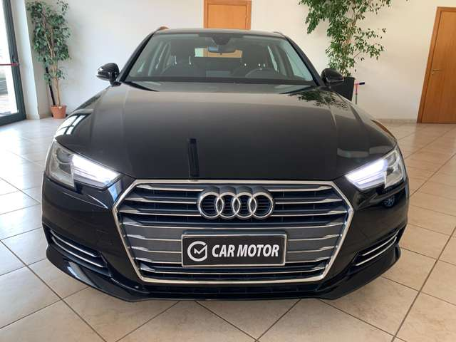 audi a4 avant-2-0-tdi-150cv-ultra-business-s-navi-full-led nero