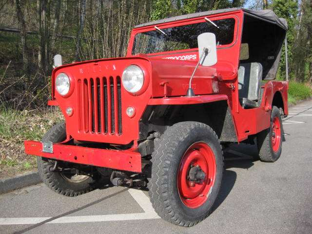 Jeep Willys , EZ 12/1955