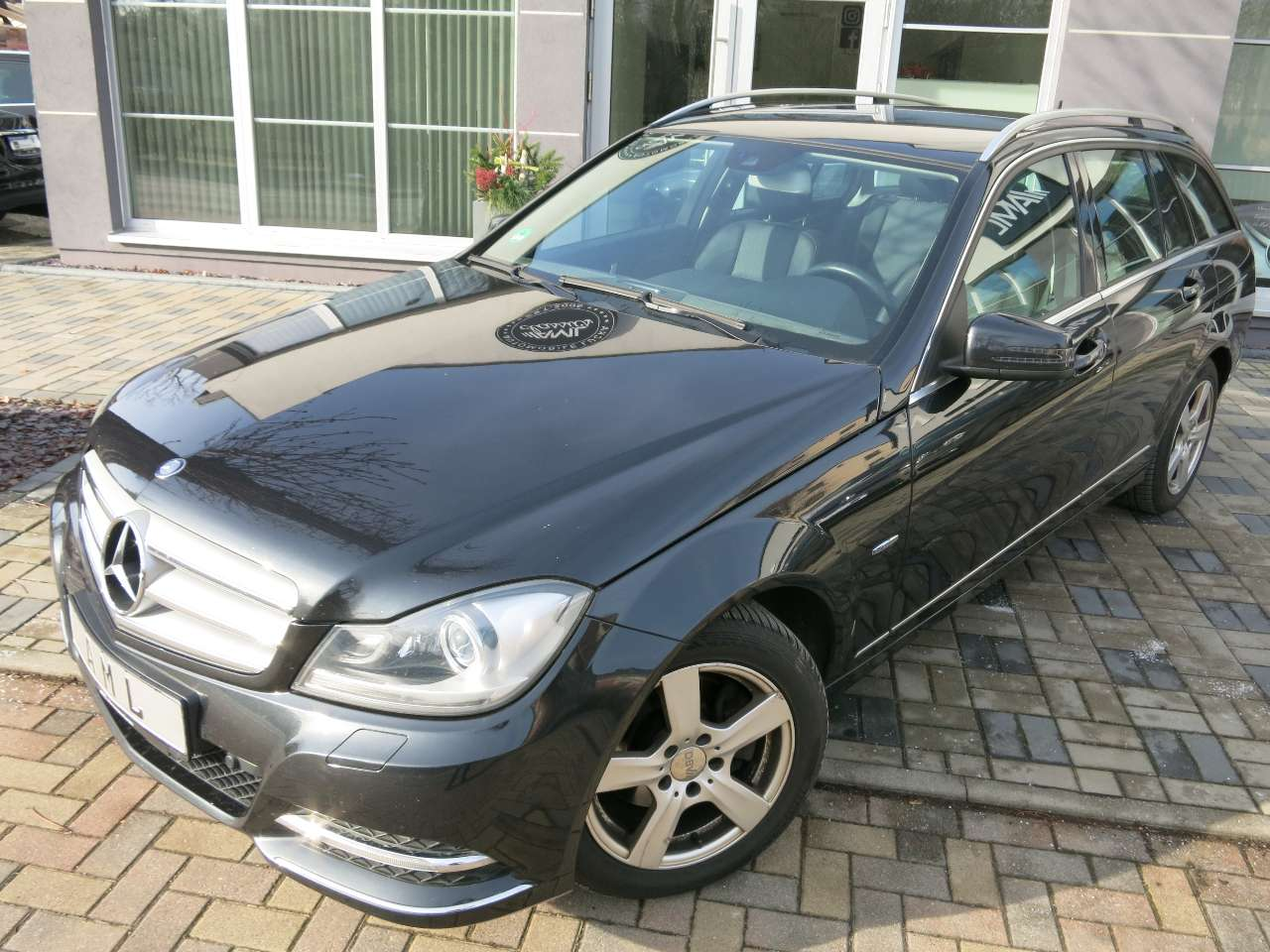 Mercedes-Benz C 250 T CDI BlueEfficiency C-Klasse T-Modell (BM 204)