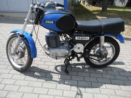 MZ TS 250 Ts 250-1