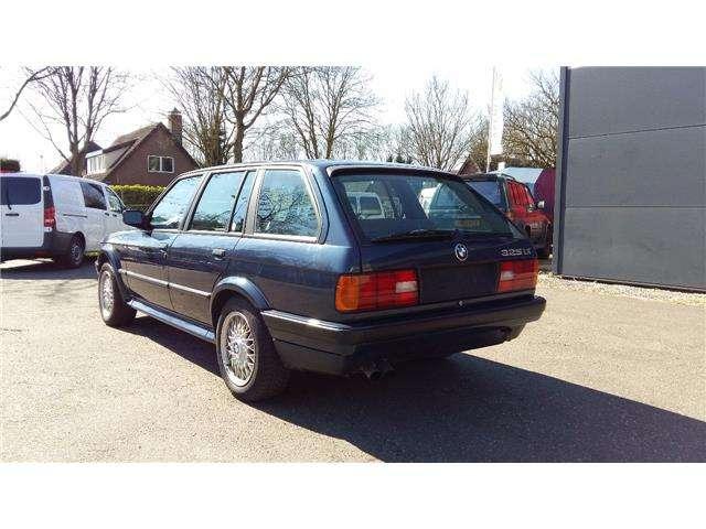 bmw 325 ix-touring-e30-aut-1990-lazurblauw-141-000-km blauw