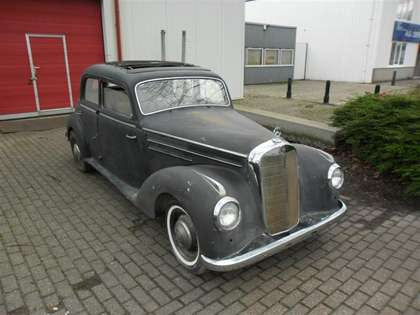 Mercedes-Benz 220 Mercedes 220 Chassis type