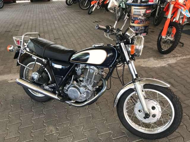 yamaha sr-500 schwarz