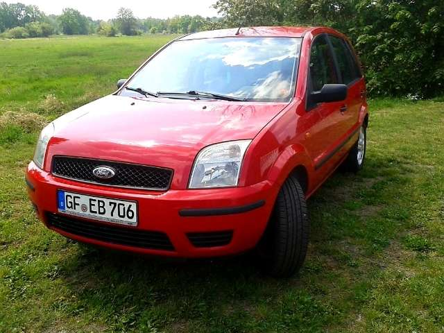 ford fusion 1-4-trend rot