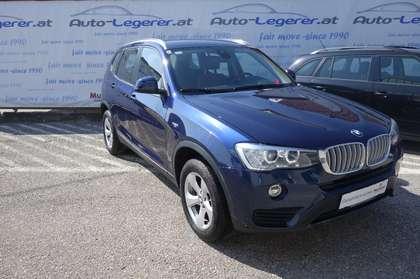 BMW X3 xDrive 20d Advantage Aut.