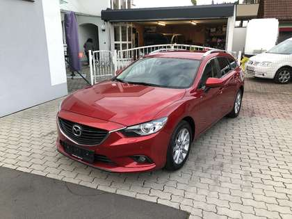 Mazda 6 Sport Combi 2,0i Attraction XENON, PDC, SHZ USW.