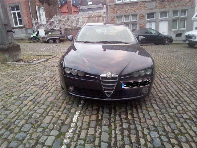 alfa romeo 159 occasion reims autovisual. Black Bedroom Furniture Sets. Home Design Ideas