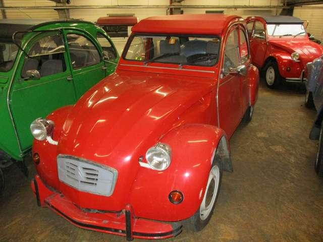 citroen 2cv 6-club-verzinktes-chassis-1-jahr-gewaehrleistung rojo
