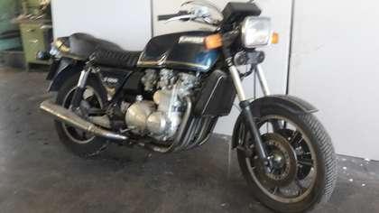 Kawasaki Z 1300 Blau
