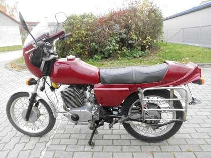MZ ETZ 250 Rot