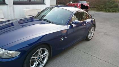 Find Blue Bmw Z4 M For Sale Autoscout24