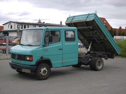 Mercedes-Benz Vario 811D Vario Doppelkabiner