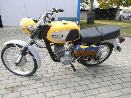 MZ TS 150 Gelb