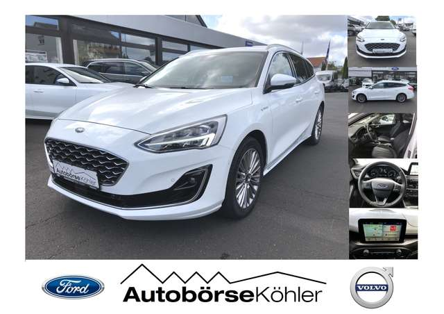 ford focus vignale-turnier-1-5-ecoboost-acc-b-o-kamera weiss