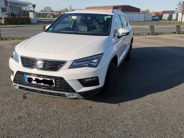 seat ateca 1-4-eco-tsi-xcellence weiss