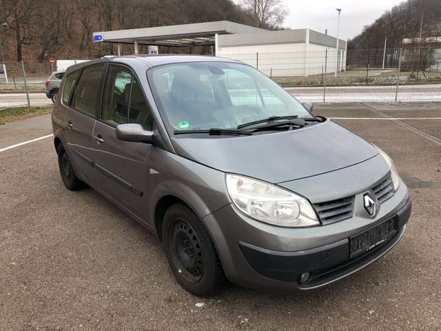 renault grand-scenic 1-9-dci-euro4 grey